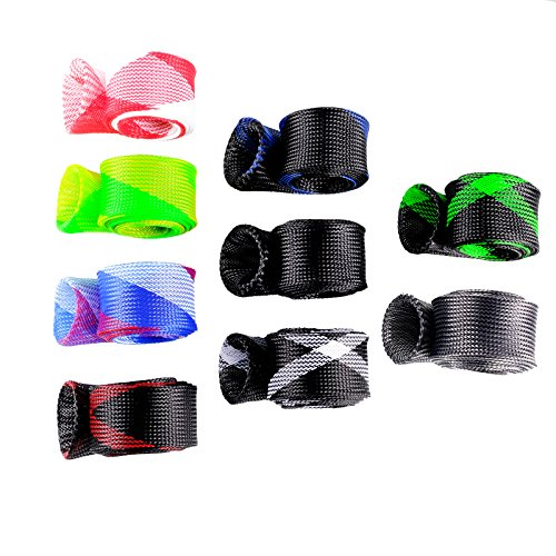 Where to find fishing rod socks 6 pack?