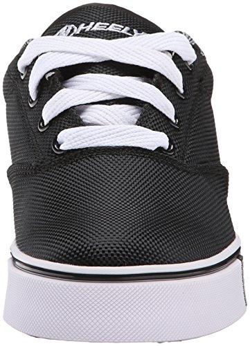 Heelys Lancia La Scarpa Da Skate (bambino / Bambino / Bambino Grande) Nera