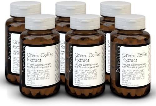 Medizinische Forschung zu Extrakt aus grünen Kaffeebohnen