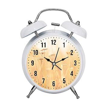 PGTASK - Reloj Despertador para niños con manecillas de ...