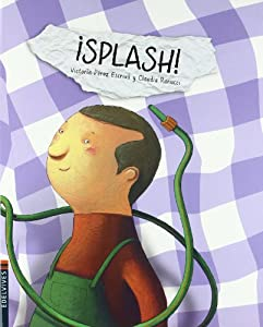 Hardcover ?Splash! [Spanish] Book