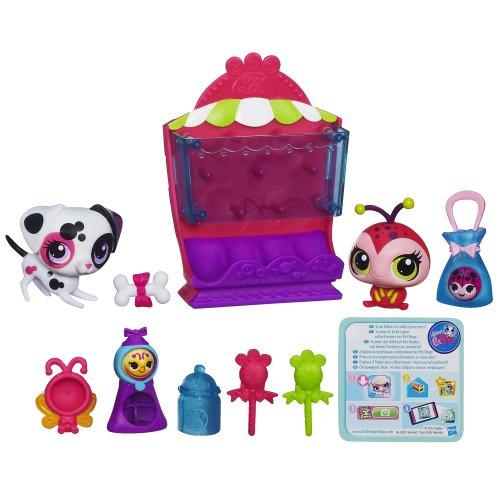 (Littlest Pet Shop Sweet Drop Shop Set)