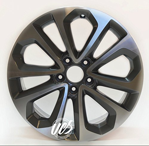 18 x 8 replacement wheels alloy rims set of 4 pieces for Honda accord lug pattern