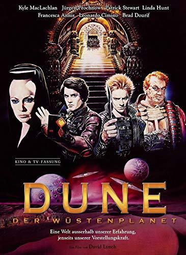 Dune - Der Wüstenplanet - Mediabook - Limitiert auf 150 Stück - Cover B
