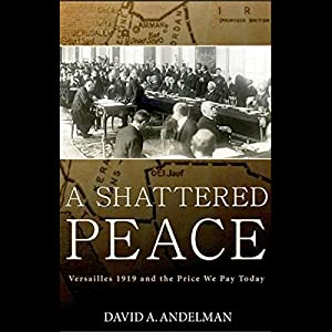 A Shattered Peace Audiobook