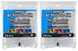 [2-PACK] - Fpc All Purpose Stik Mini Glue Sticks-.28'' X 4'' 50/Pkg