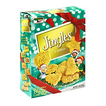 Amazon.com: Keebler Jingles Cookies, 11-Ounce Boxes (Pack of 4)