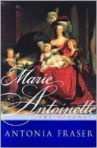 Marie antoinette antonia fraser book review