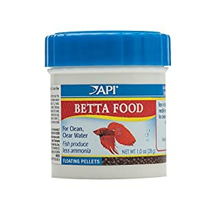 API BETTA FOOD Fish Food Pellet .78-Ounce Container 4