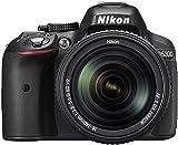 nikon D5300 dual lens 18-55mm, 70-300mm lenses