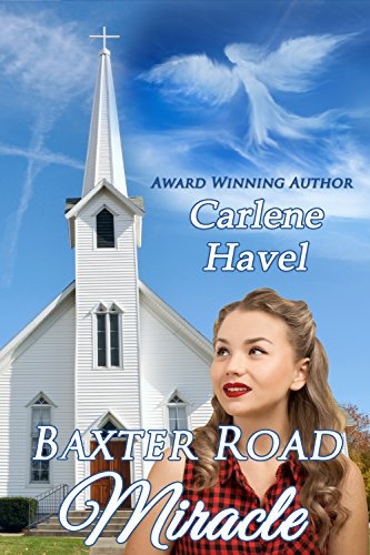 Baxter Road Miracle cover