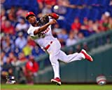 MLB Jimmy Rollins Philadelphia Phillies 2013 Action Photo 8x10
