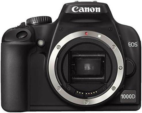 Canon EOS 1000D - Cámara Réflex Digital 10.1 MP (Cuerpo): Amazon ...