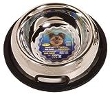 Hagen Dogit Stainless Steel Non-Spill Dog Dish, 16-Ounce, My Pet Supplies