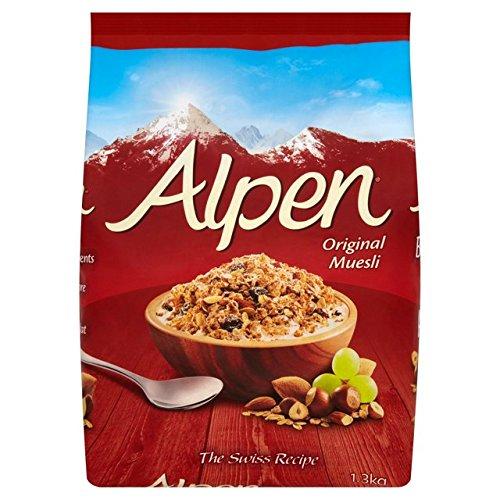 Alpen original Receta Muesli suizo 1.3kg: Amazon.es: Alimentación y bebidas