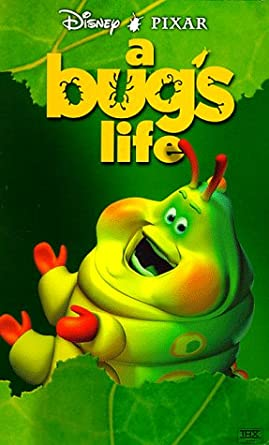 Amazon Com A Bug S Life 1998 Dubbed In Spanish Vhs Kevin Spacey Dave Foley Julia Louis Dreyfus Hayden Panettiere Phyllis Diller Richard Kind David Hyde Pierce Joe Ranft Denis Leary Jonathan Harris Madeline