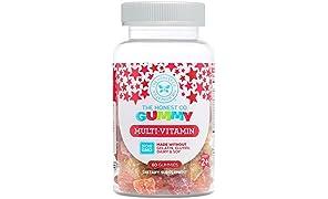 The Honest Company Multi-Vitamin Gummy, 60 Count