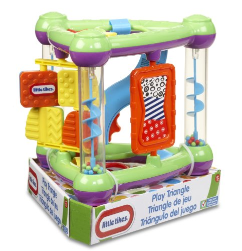Little Tikes Play Triangle- Green/Purple by Little Tikes (Image #8)