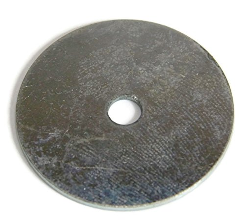 Fender Washers Zinc - 1/8'' (ID 1/8'' x OD 1'') - Qty-250 by RAW PRODUCTS CORP