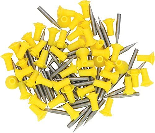 Predator Blowgun Spike Darts. Assorted Colors, Bag of 50