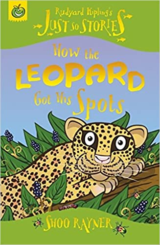 how the leopard got his spots story