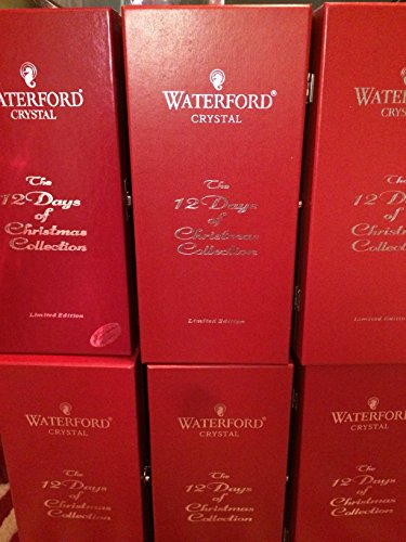 Superb Waterford 12 Days Of Christmas Champagne Flutes #2: 51TJ88b9ZmL.jpg