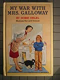 My War with Mrs. Galloway, Doris Orgel, 0670502170