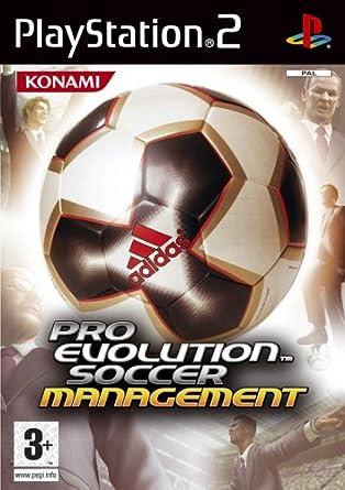Pro Evolution Soccer Management (PS2): Amazon co uk: PC
