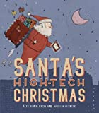 img - for Santa's High-tech Christmas book / textbook / text book