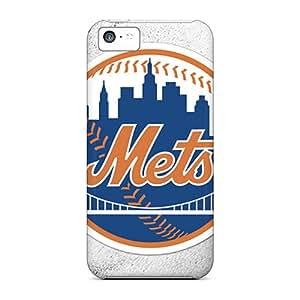 New Design Shatterproof VpMnJxW-7561 Case For Iphone 5c (new York Mets)