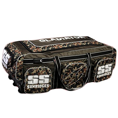 SS Gladiator Cricket Kit Bag by SS