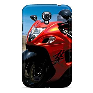 Samsung Galaxy S4 Ayq3590VQIr Custom High Resolution Hayabusa Series Protective Cell-phone Hard Covers -ColtonMorrill