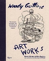 Woody Guthrie Artworks