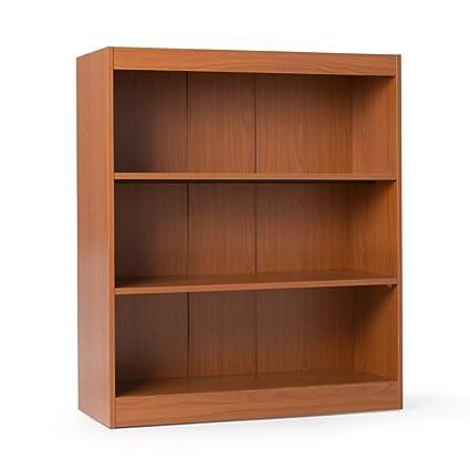 remmington heavy duty bookcase oak - Heavy Duty Bookshelves
