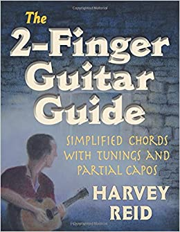 The 2 Finger Guitar Guide Simplified Chords With Tunings And