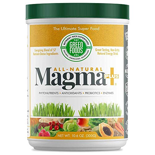 Green Foods Magma Plus Drink Mix, 10.6 Ounce