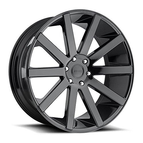 26x10 DUB Wheels Shot Calla 6x139.7 30 Offset 78.1 Centerbore/Hub - Gloss Black [Authorized Dealer] - Dub Wheels