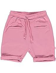 Smafolk Sweat Shorts - Rose