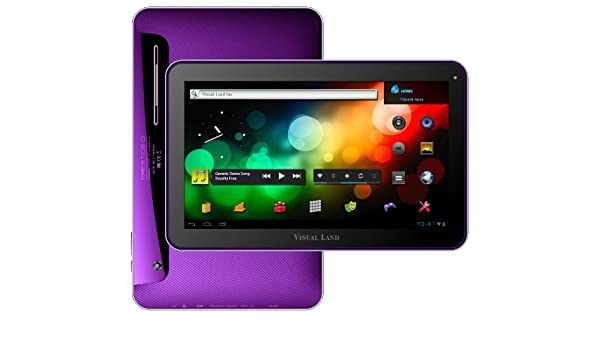 Visual Land Prestige 10 16GB Purple - Tablet (Tableta de ...