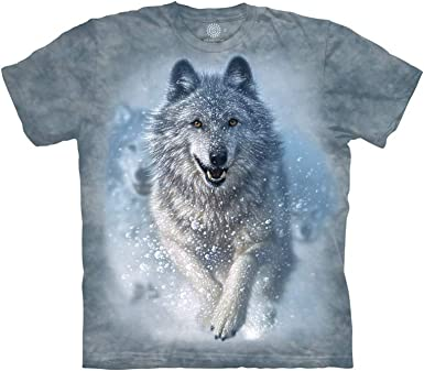 Snow Plow Kids T-Shirt from The Mountain Wolves Boy Girl Child Sizes NEW