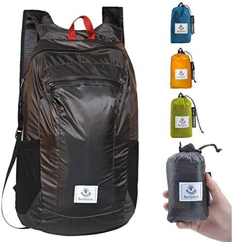 4Monster Resistant Lightweight Packable Backpack product image