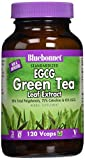 Herbals, EGCG Green Tea Leaf Extract, 200 mg, 120 Vcaps by Bluebonnet Nutrition
