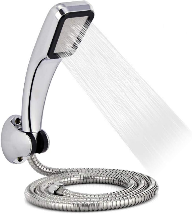KangHS Ducha de mano/Cabezal de ducha de lluvia de alta presión Conjunto de cabezal de ducha Boquilla de ahorro de agua khs-a473: Amazon.es: Bricolaje y herramientas