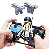 Pubg Iphone Controller 6th Generation - Mobile Shooting Game Gamepad - Fortnite/Rules of Survival - for IOS/Android - High Endurance Button Touch Sensitive Shooting - by Wanstar