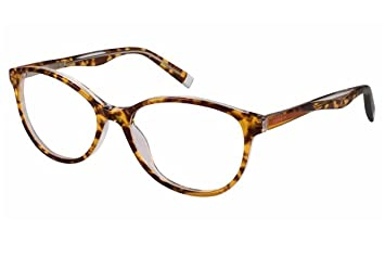 7c01888e39a Amazon.com  Esprit Eyeglasses ET17520 ET 17520 545 Havana Full Rim ...