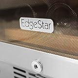 EdgeStar 30 Bottle Built-In Wine Cooler - Stainless