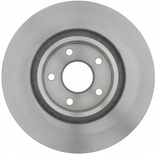 ACDelco 18A835 Professional Front Disc Brake Rotor Assembly
