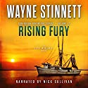Rising Fury: A Jesse McDermitt Novel: Caribbean Adventure Series, Book 12 Audiobook by Wayne Stinnett Narrated by Nick Sullivan