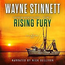 Rising Fury: A Jesse McDermitt Novel: Caribbean Adventure Series, Book 12 Audiobook by Wayne Stinnett Narrated by Nick Sullivan