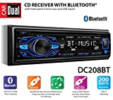 Best Dual car stereo - Dual Electronics DC208BT Multimedia Detachable 8 Character LCD Review